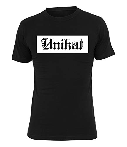 SDP T-Shirt Unikat, Farbe:schwarz, Größe:XL