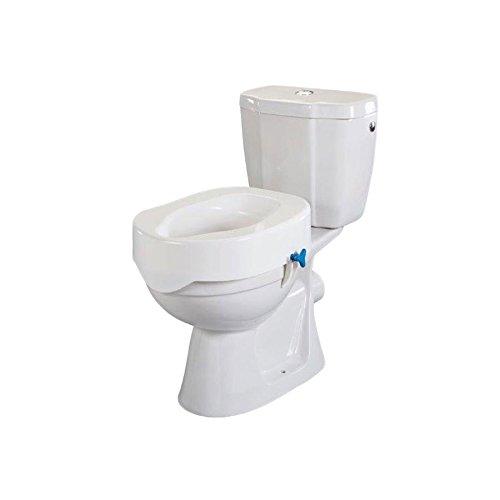 Rehotec Toilettensitzerhöhung ohne Deckel 15 cm