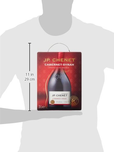JP Chenet Cabernet Syrah Bag-in-box Cuvée Trocken (1 x 3 l) - 2
