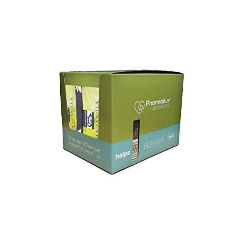 LA TETERA AZUL 150 Bolsitas De Té Negro. Infusión Estimulante Termogénica Y Antioxidante. 150 Bolsitas De 1,5 Gramos.