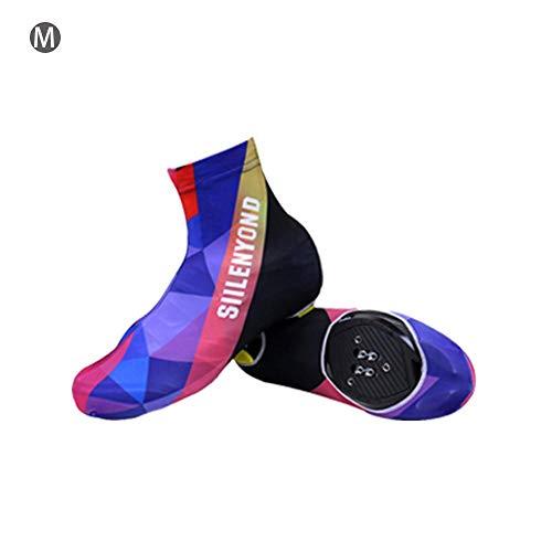 poetryer Funda para Calzado y Botas de Trekking - Material Transpirable Cremallera Completa Elástico Antideslizante, Material elástico y Antideslizante