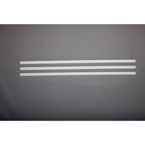 Jacuzzi 5817000 Tile Flange Kit, 3-Piece