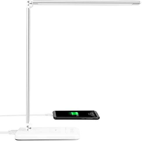 LED Desk Lamp Desk Lamps for Home Office with USB Charging Port and 3000mah Battery Eye Caring product image