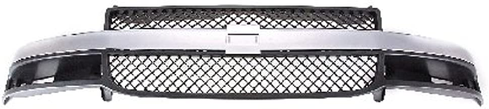 OE Replacement Chevrolet Van/Express Grille Assembly (Partslink Number GM1200535)