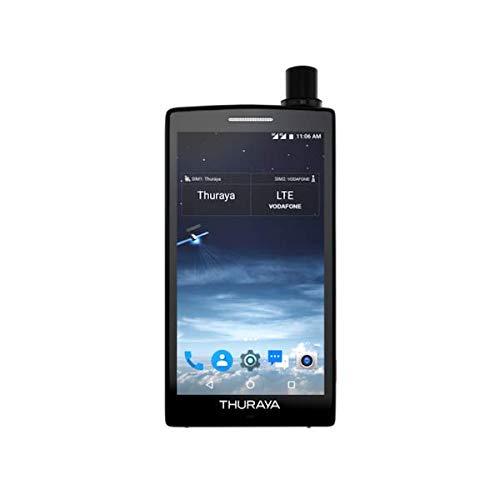 Teléfono Satelital Thuraya X5 Touch con Tarjeta Nova SIM de 10 Unidades
