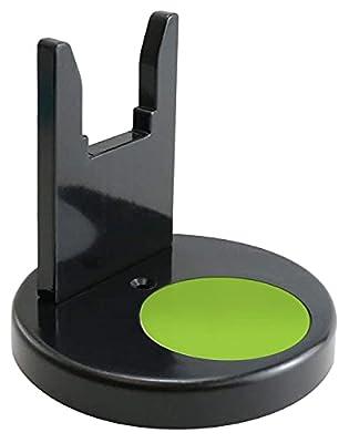 Surebonder 6500N Glue Gun Stand with Non-Stick Glue Pad-Black