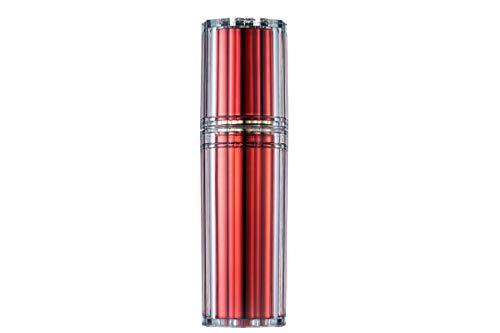 TRAVALO (トラヴァ―ロ) ビジュー アトマイザー レッド 香水 旅行 携帯 詰め替え ボトル 簡単 香水スプレー
