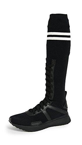PUMA Women's Fenty x PUMA Trainer Hi Boots, Puma Black/Puma White, 10 B(M) US