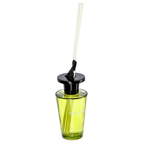 Diffuseur de parfum 300 ml - 8 bâtons - Pin et Cyprès