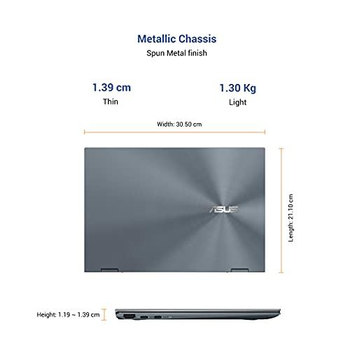 ASUS ZenBook Flip 13 OLED, Intel Core i5-1135G7 11th Gen, 13.3