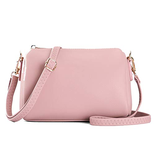 D&MGBGS Women's Shoulder Bag Dk Pink One Size