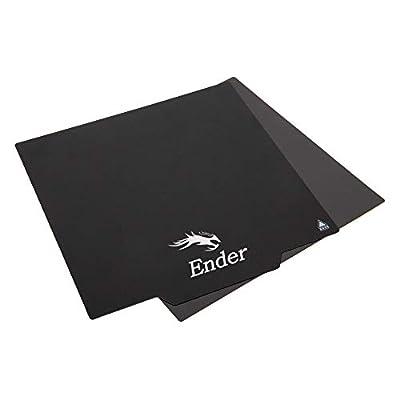Sovol Creality Ender 3 Flexible Magnetic Build Plate Magnetic Bed Build Surface for Ender 3 Pro, Ender 3X, Ender 5, CR-20