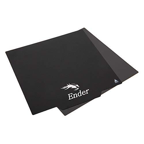Sovol Creality Ender 3 Plateau Magnétique Flexible Lit Chauffant Construire Surface plaque pour Imprimante 3D Ender 3 Pro, Ender 3X, Ender 5, CR-20