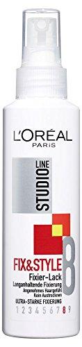 L'Oréal Paris Studio Line Fix&Style Vernis de fixation ultra puissant 150 ml