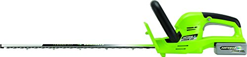 Amazing Deal Earthwise LHT12422 22-Inch 24-Volt Lithium Ion Cordless Electric Hedge Trimmer