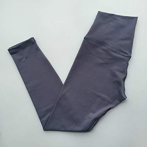 Jianhui Squatproof Hip Leg Yoga Leggings Vrouwen V-vorm Solide Sport Gym Panty Nylon Trainingsbroek