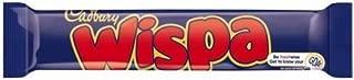 Cadbury Wispa Chocolate Bar 36g (Pack of 12)