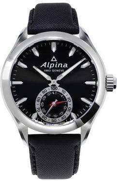Alpina Geneve Horological Smartwatch AL-285BS5AQ6 Herrenarmbanduhr SmartWatch