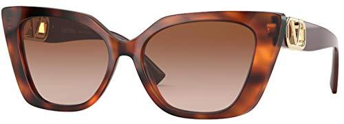 Valentino occhiale da sole VA4073 501113 HAVANA Havana marrone taglia 56 mm Donna