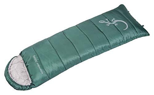 Freetime condor 300+ Schlafsack green 190 + (30) x 75 cm