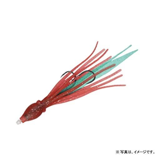 ダイワ(DAIWA) タイラバ 紅牙 タコマラカスユニット SS 3.5インチ ブラッディ/グリーンラメ ルアー