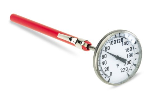 FJC (2790 1-3/4' Dial Thermometer