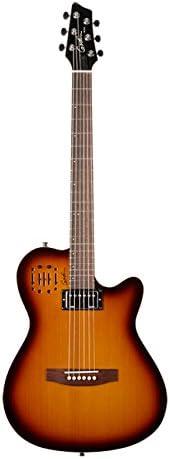 Godin Guitars Detroit Mall 030286 BUNDLE Pack 5 ☆ popular Guitar Electric
