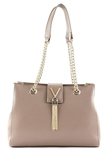Mario Valentino VALENTINO by Divina Lady Shoulder Bag S Taupe