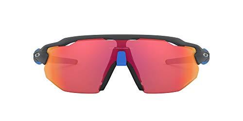 Ray-Ban Herren 0OO9442 Sonnenbrille, Mehrfarbig (Matte Carbon), 40
