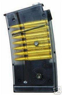 BBTac - DE M82 Airsoft Gun Magazine Standard 45 Rounds for Airsoft Gun Only