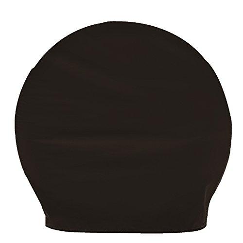 ADCO 3973 Black #3 Vinyl Ultra Tyre Gard Wheel Cover, (Set of 2) (Fits Tire Diameter 27-29)