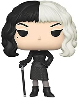 Funko Pop! Disney: Cruella - Cruella in Black Dress