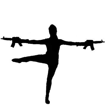 Ballerina Bulletdodger