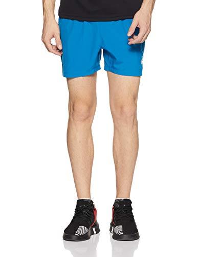 ASICS Plateado 5in Pantalones Cortos - S