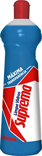 Limpa Vidros Squeeze 500 ml, Suprema