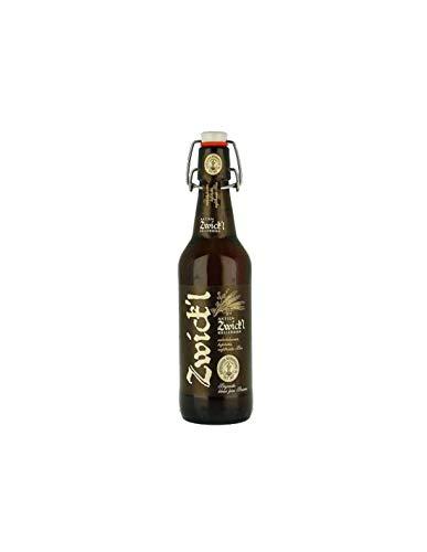 Cerveza rubia artesana Arkien Zwick'l Kellerbier