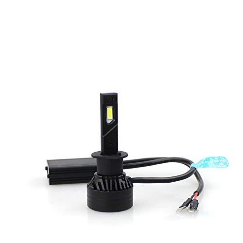 J&J 90W LED F3 H1 KIT H7 LAMPADE LED G XP FULL LED 20.000 LUMEN 6500K CAMION AUTO (H1)