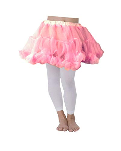 Horror-Shop Enfants Petticoat rose
