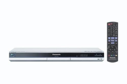 Panasonic DMP-BD65EG-S Blu-ray Player (HDMI, Upscaler 1080p, DivX Ultra-zertifiziert, WiFi ready, USB 2.0) silber