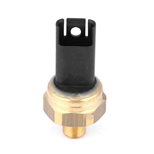 YFTGD Korean Pine Sensor de presión de automóvil Sensor de tubería de Combustible de Baja presión Ajuste para el Monitor de presión de neumático BMW Accesorios para automóviles (Color : Black)