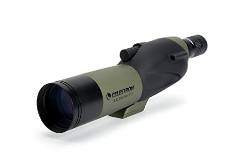 Celestron Ultima 65 18 to 55x65 Straight Spotting Scope