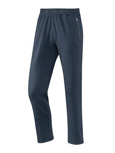 Joy Sportswear MAX Herren Freizeithose, Jogginghose ideal für Sport und Freizeit mit bequemen Bund und seitlichen Reißverschlusstaschen Kurzgröße, 25, Night