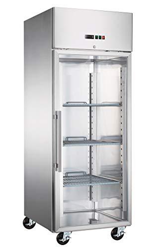 Tiefkühlschrank PREMIUM 0,83 x 0,74 m - mit 1 Glastür