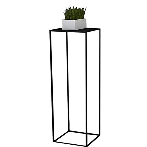 SOAR Pflanztische Blumenregal Metall Pflanzenregal Balkon Draussen Blumenständer Innen Lagerregal (Size : 30x30x90cm)