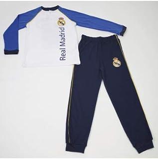 comprar comparacion 10XDIEZ Pijama niño Real Madrid campeones 206n - Medidas Albornoces - 8