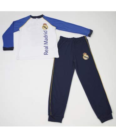 Pijama Real Madrid Marca 10XDIEZ