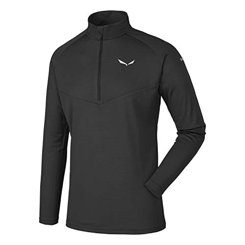Salewa 00-0000026670_910 Hoodies Homme, Black Out, FR : 3XL (Taille Fabricant : 56/3X)