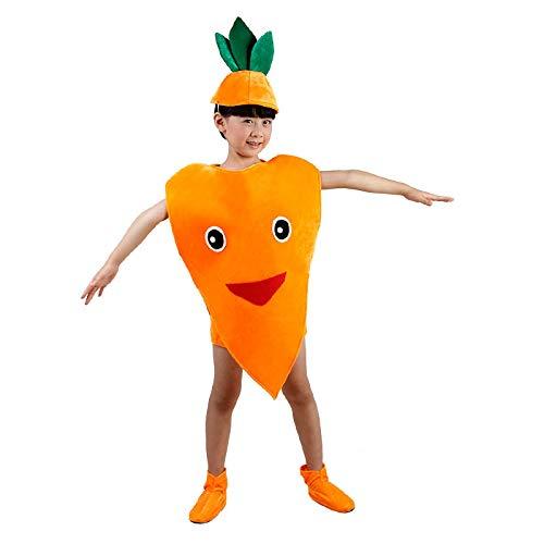 Traje verduras frutas niños Fiesta Infantil Cosplay Ropa Para ...