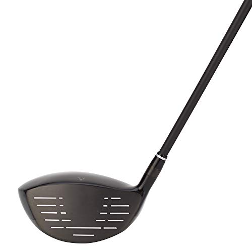 MAZEL Titanium Golf Driver for Men,Right Handed,460CC,Golf Head Cover Included