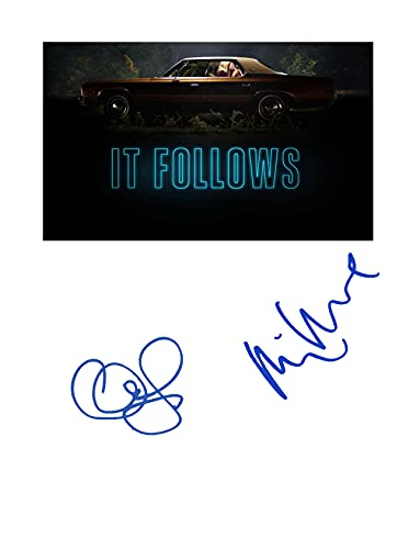 It Follows: Screenplay (English Edition)